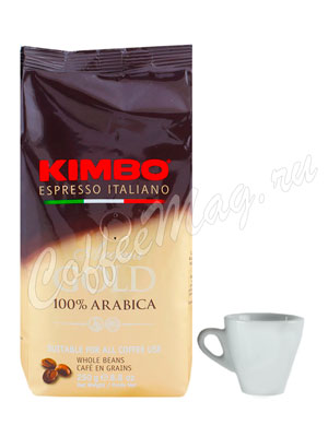 Кофе Kimbo в зернах Aroma Gold Arabica 250 г