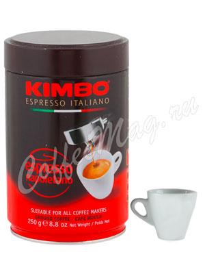 Кофе Kimbo молотый Espresso Napoletano 250 г