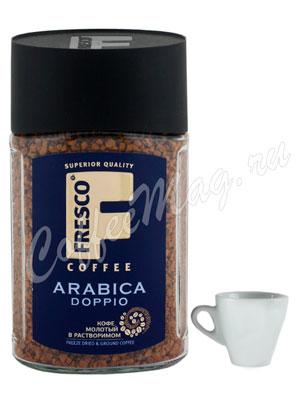 Кофе Fresco растворимый Doppio 100 г
