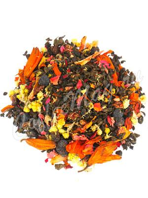 Зеленый чай Солнце Востока