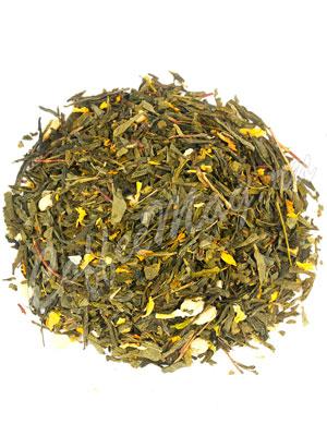 Зеленый чай Нежный май