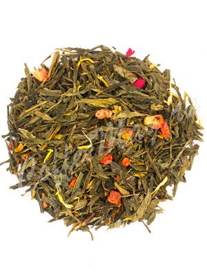 Зеленый чай Дикий лимон Премиум