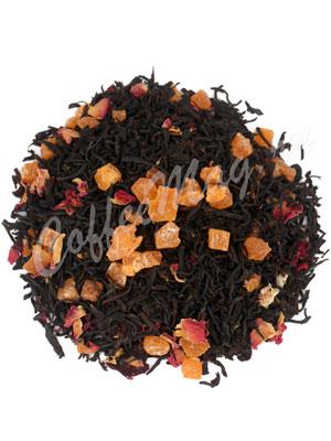 Черный чай Манго маракуйя
