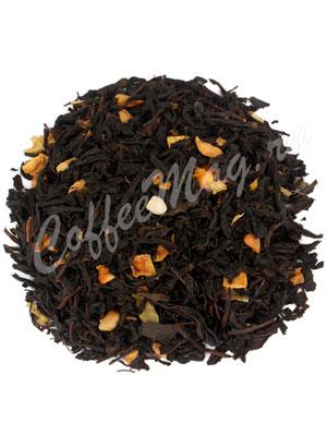 Черный чай Апельсиновое печенье