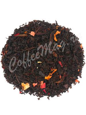 Черный чай Клюква с ванилью