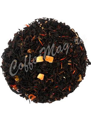 Черный чай Персик