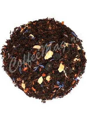 Черный чай Домашний очаг (с корицей)