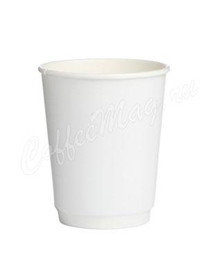 Стакан бумажный ThermoCup 250 мл белая