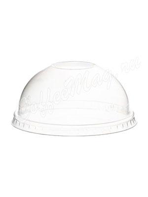 Крышка для креманки D 93 мм Купольная с отверстия