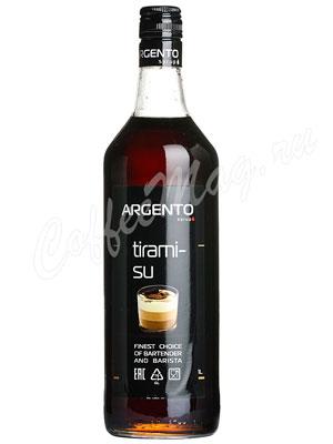Сироп Argento Тирамису 1 л