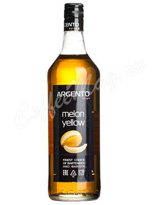 Сироп Argento Желтая Дыня 1 л