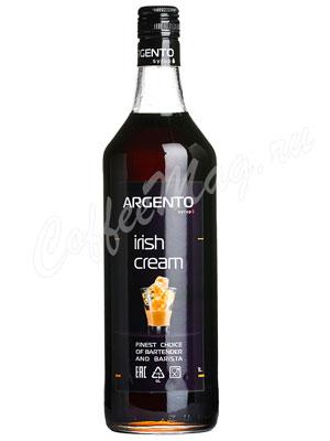 Сироп Argento Ирландский крем 1 л