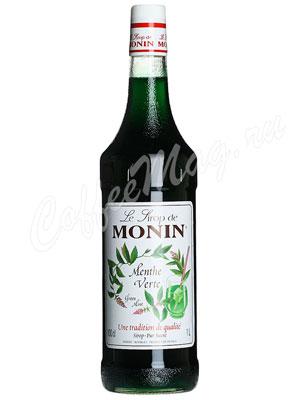 Сироп Monin Зеленая Мята 1 л