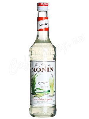 Сироп Monin Лемонграсс 700 мл