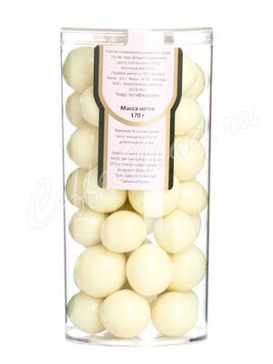 Драже Царское подворье Фундук в белой глазури 170 гр