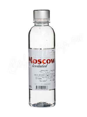 Вода негазированная Moscow levitated 0.25 л