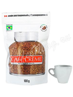 Кофе Cafe Creme растворимый 100 г