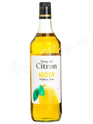 Сироп Keddy Лимон 1 л