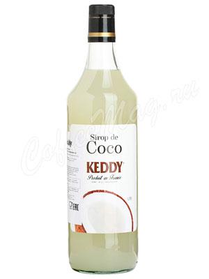 Сироп Keddy Кокос 1 л