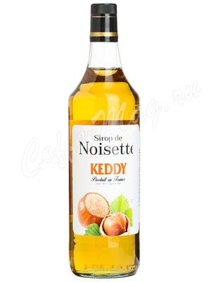 Сироп Keddy Лесной Орех 1 л