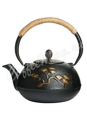 Чайник чугунный T-013 1100 мл