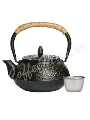 Чайник чугунный T-006 600 мл