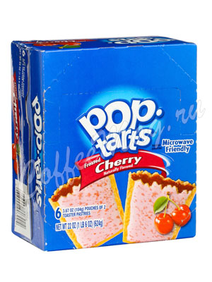 Бисквит Pop-Tarts Cherry Печенье 624 гр