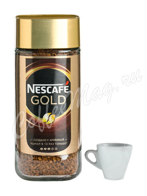Кофе Nescafe Gold 95 г