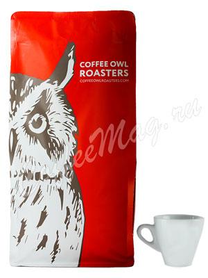 Кофе Owl в зернах Panama Honey Elida Estate 1 кг