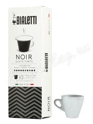 Кофе Bialetti в капсулах Noir 10 капсул