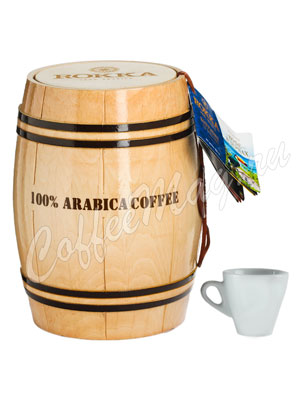 Кофе Rokka в зернах Колумбия 200 г