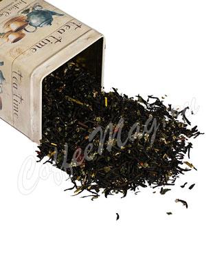 Черный чай Лесная ягода