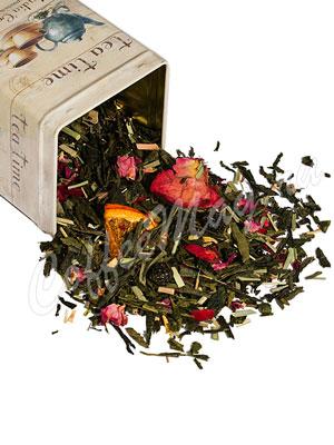Зеленый чай Японская вишня