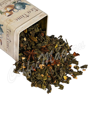 Зеленый чай Восточная пряность