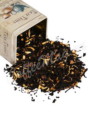 Черный чай Апельсин в шоколаде