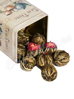 Связанный чай Земляничный Юй Лун Тао