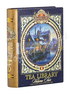 Чай Basilur Чайная книга  Чайное собрание Том 2 100 гр