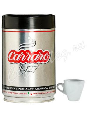 Кофе Carraro молотый 1927 250 г