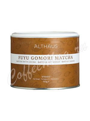 Чай Althaus Матча с какао 150 гр