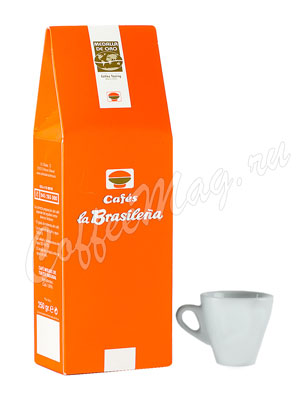 Кофе Cafes la Brasilena 5 Высот молотый 250 гр