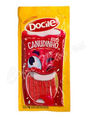 Мармелад Docile Sour Карандаши со вкусом клубники 70 гр
