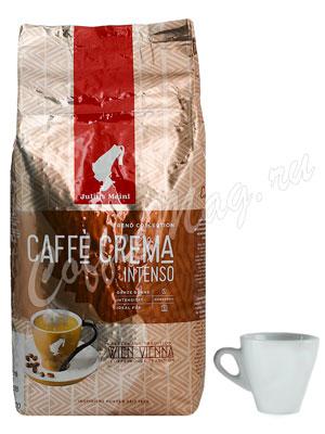 Кофе Julius Meinl в зернах Caffee Crema Intenso 1 кг Тренд Коллекция