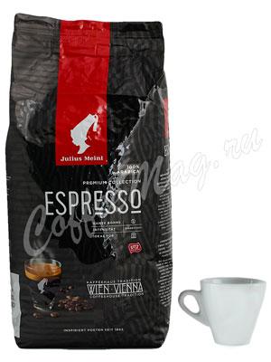 Кофе Julius Meinl в зернах Espresso 1 кг Премиум Коллекция
