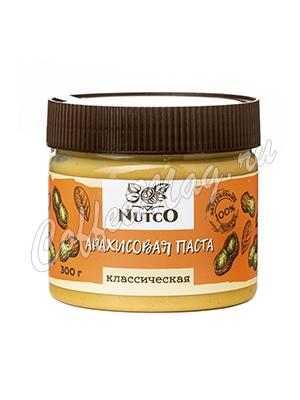 Nutco Арахисовая паста Классическая 300 гр.