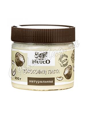 Nutco Кокосовая паста Натуральная 300 гр.