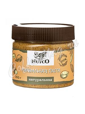 Nutco Миндальная паста Натуральная 300 гр