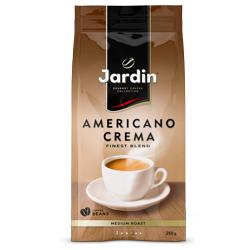 Кофе Jardin в зернах Americano Crema 250 г