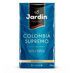 Кофе Jardin в зернах Colombia Supremo 250 гр
