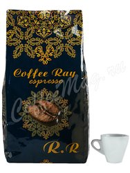 Кофе Ray R.R в зернах Espresso 500 гр
