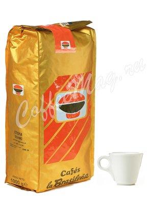 Кофе Cafes la Brasilena в зернах Эфиопия 1 кг